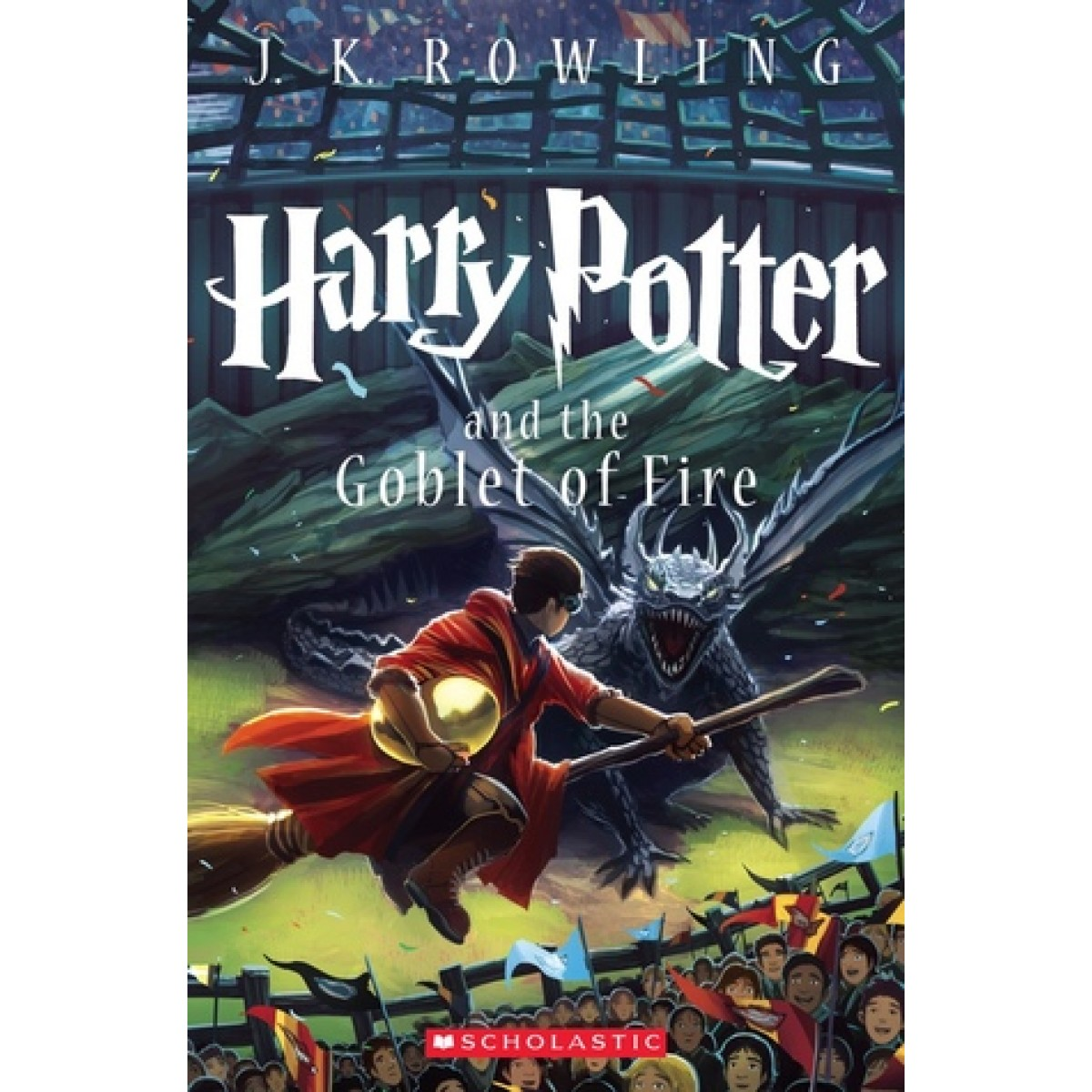 an analysis of jk rowlings harry porter and the goblet of fire Browse and read harry potter and the goblet of fire harry potter 4 by jk rowling harry potter and the goblet of fire harry potter 4 by jk rowling.