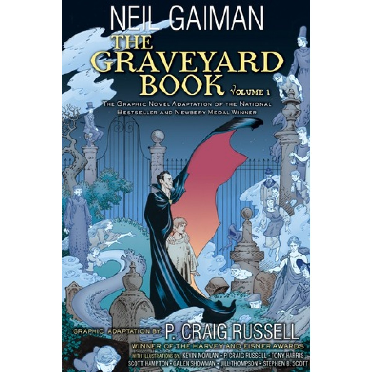 the graveyard book essays Search term papers, college essay examples and free essays on essays24com - full papers database bod, the main character in the graveyard book by neil gaiman, was the only survivor from the murder of his family and was raised by ghosts in a graveyard.