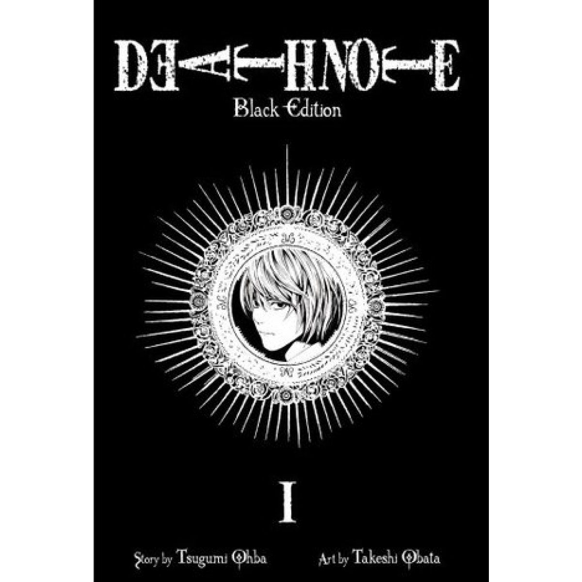Death Note: Black Edition, Volume 1 (Death Note: Black Edition #1