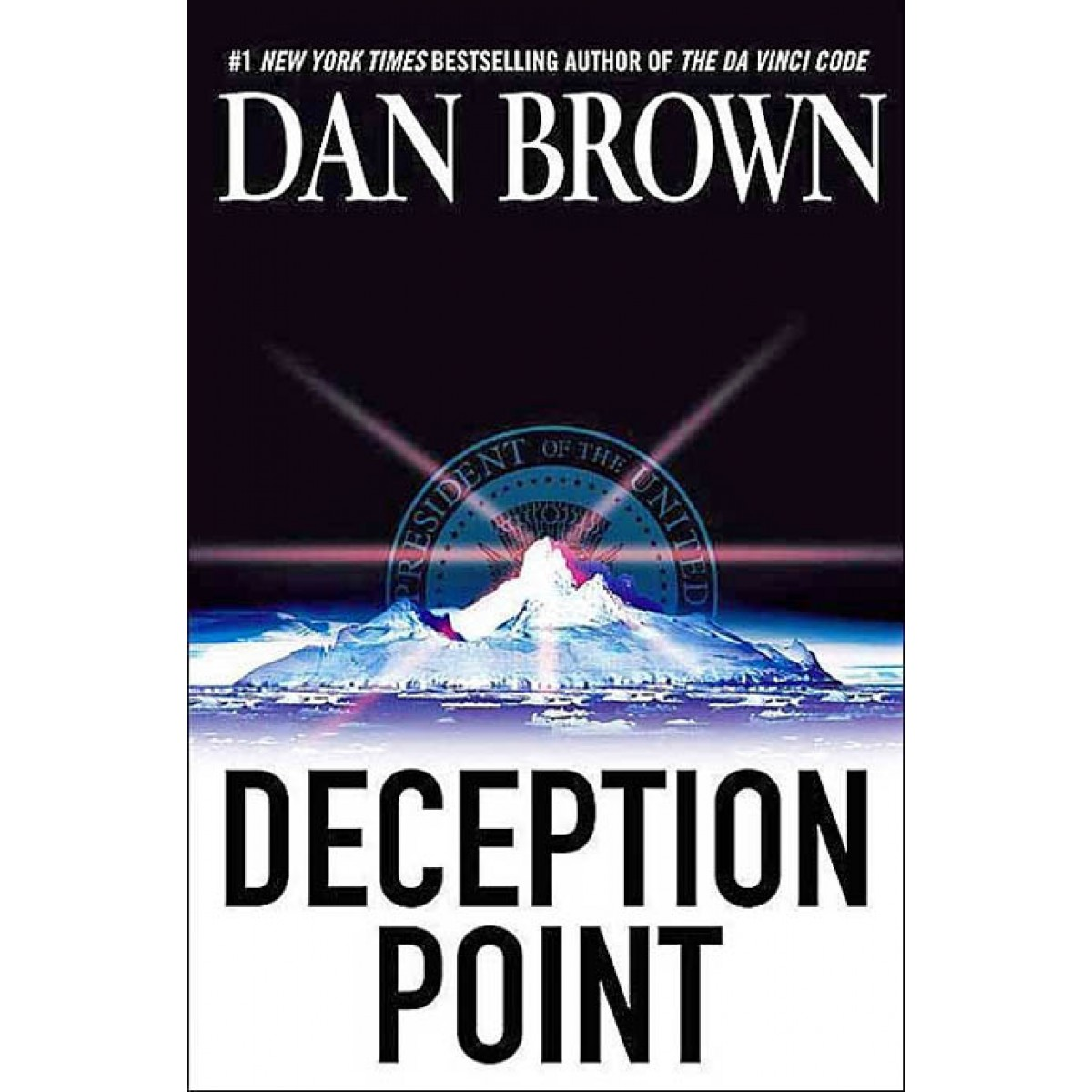 deception point by dan brown essay Deception point is a mystery and suspense thriller that combines in-depth knowledge of classified intelligence with high-tech weaponry and presidential politics in a very fast-paced, suspenseful novel.