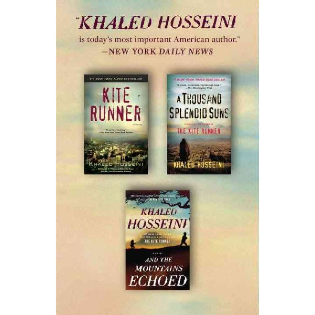 the kite runner a thousand splendid suns and the mountains the kite runner a thousand splendid suns and the mountains echoed box set export edition mass market paperback