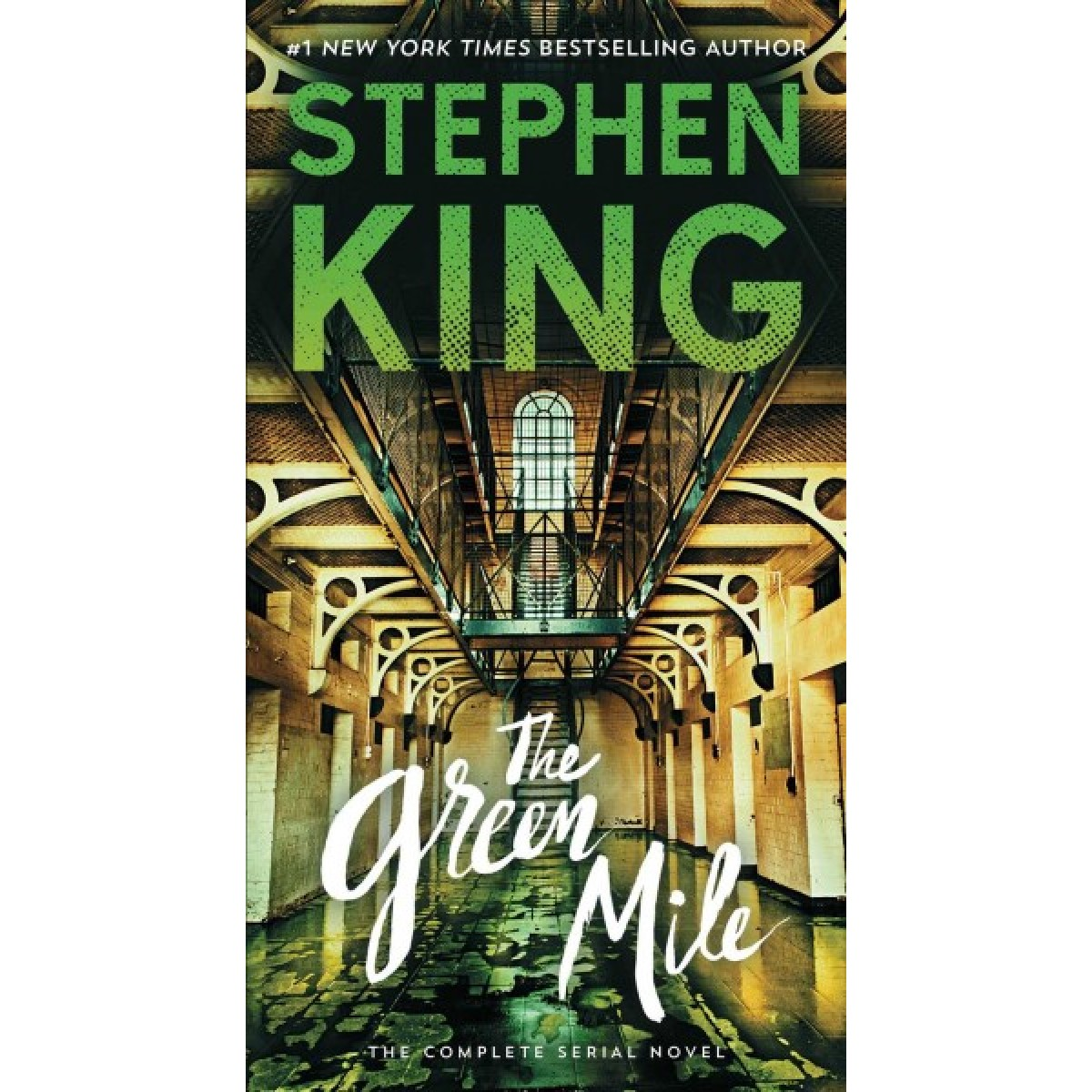 an analysis of the novel the green mile by stephen king Screenplay: frank darabont (based on the novel by stephen king) boy, is there a lot of urine running through the green mile  not one but three major characters have scenes or entire subplots related to the evacuation of their bladders.