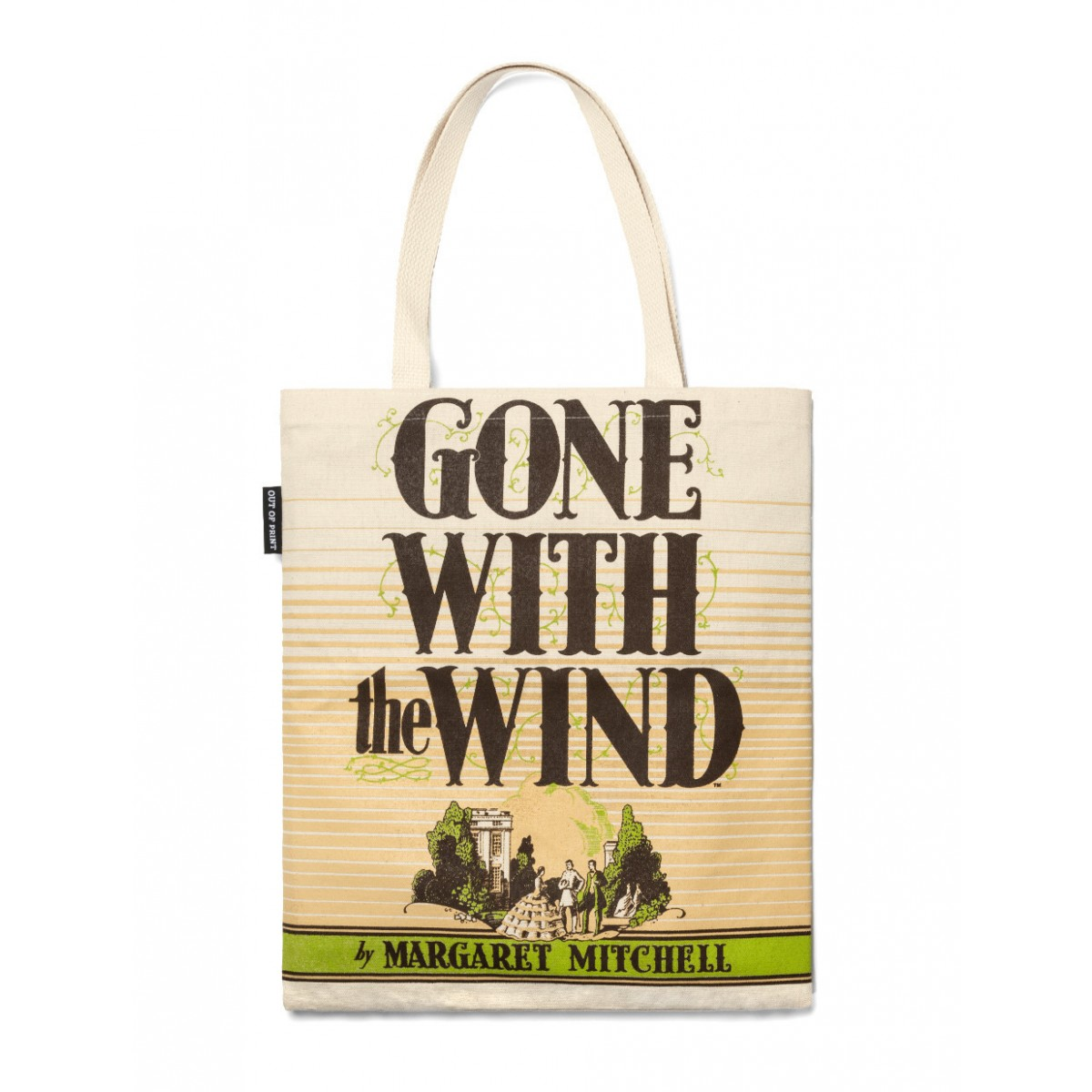 Gone with the Wind - Tote Bag - Tote Bags - Bookish Items 818e85055318a