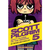 Scott Pilgrim Vol. 5: Scott Pilgrim vs. the Universe (Scott Pilgrim #5) (Color Edition)