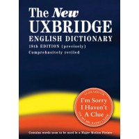 The New Uxbridge English Dictionary