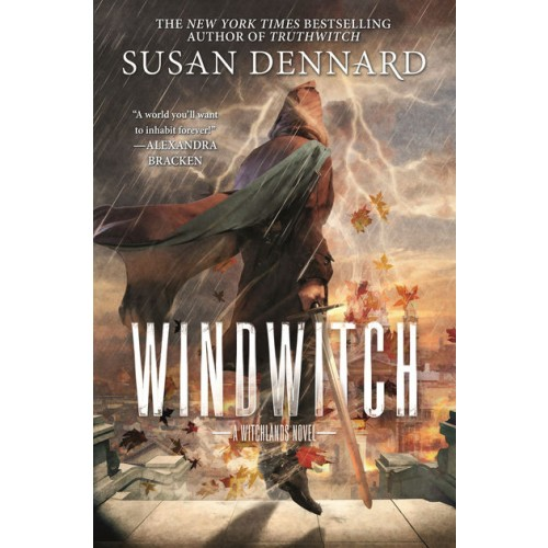 Windwitch: A Witchlands Novel (The Witchlands #2)