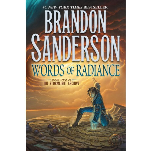 Words of Radiance: Book Two of the Stormlight Archive (The Stormlight Archive #2) (Hardcover)