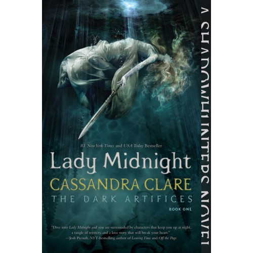 Lady Midnight (The Dark Artifices #1) (Paperback)