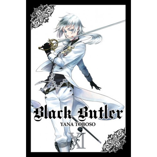 Black Butler, Vol. 11 (Black Butler #11)