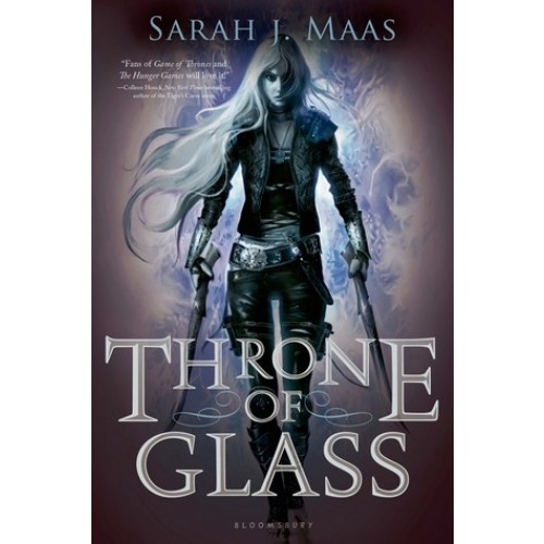 Throne of Glass (Throne of Glass #1) (Paperback)