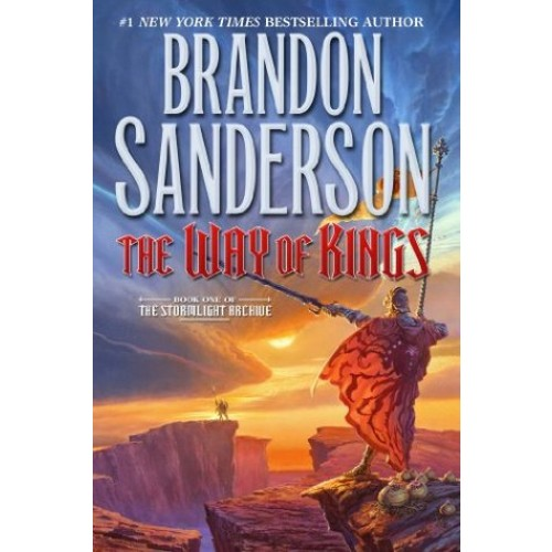 The Way of Kings (The Stormlight Archive #1) (Hardcover)