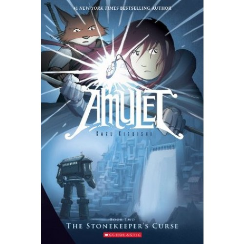 Amulet, Vol. 2: The Stonekeeper's Curse (Amulet #2)