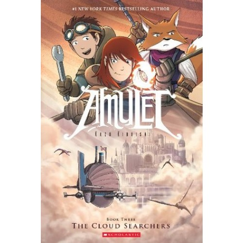 Amulet, Vol. 3: The Cloud Searchers (Amulet #3)