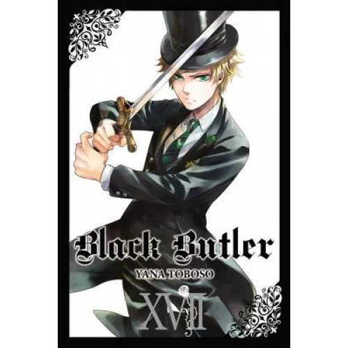 Black Butler, Vol. 17 (Black Butler #17)