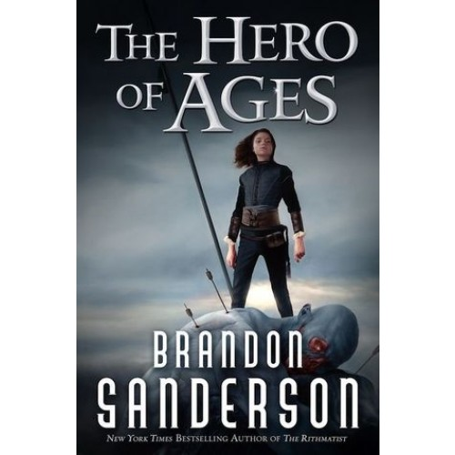 The Hero of Ages (Mistborn #3)