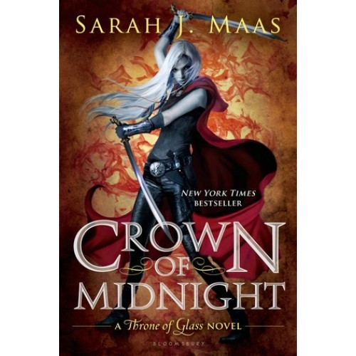 Crown of Midnight (Throne of Glass #2) (Paperback)