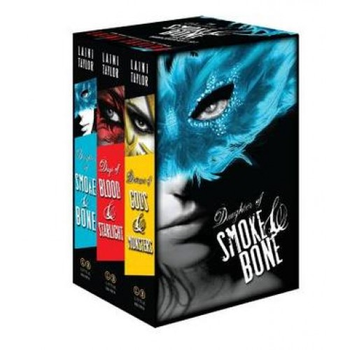 The Daughter Of Smoke & Bone Trilogy Hardcover Gift Set (Daughter of Smoke & Bone #1-3)