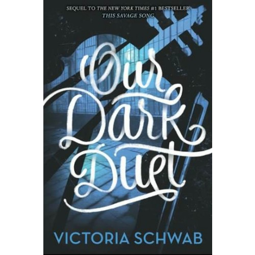 Our Dark Duet (Monsters of Verity #2) (Paperback)