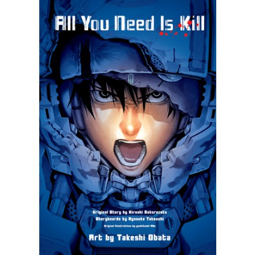 All You Need is Kill (manga): 2-in-1 Edition (All You Need Is Kill Manga #1-2)