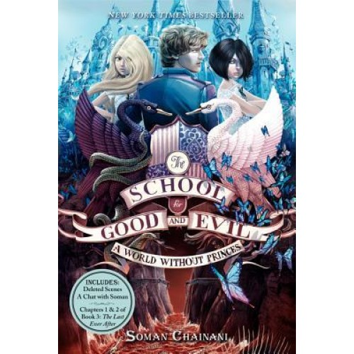 A World Without Princes (The School for Good and Evil #2) (Paperback)