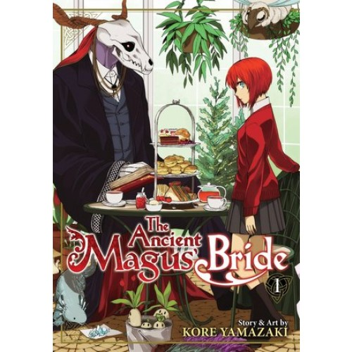 The Ancient Magus' Bride Vol 1 (The Ancient Magus' Bride #1)