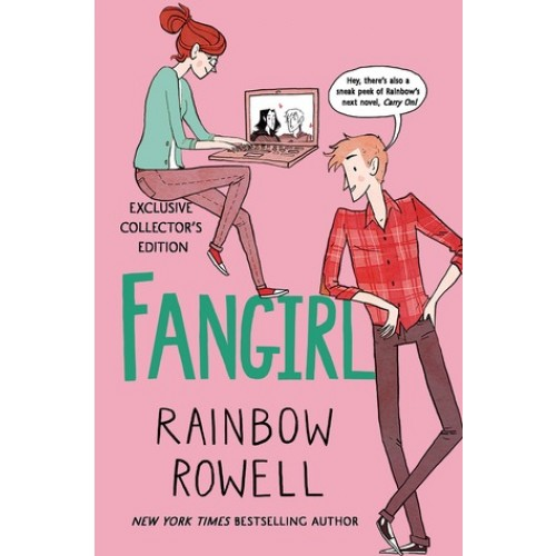 Fangirl: A Novel (Special Edition)