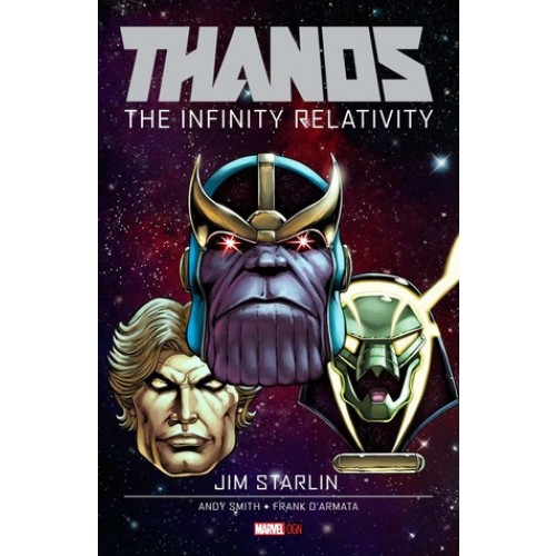 Thanos: The Infinity Relativity (Marvel OGN #6)