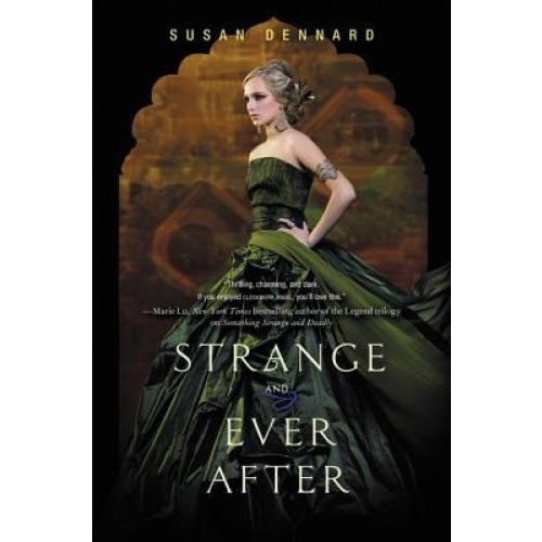 Strange and Ever After (Something Strange and Deadly #3)