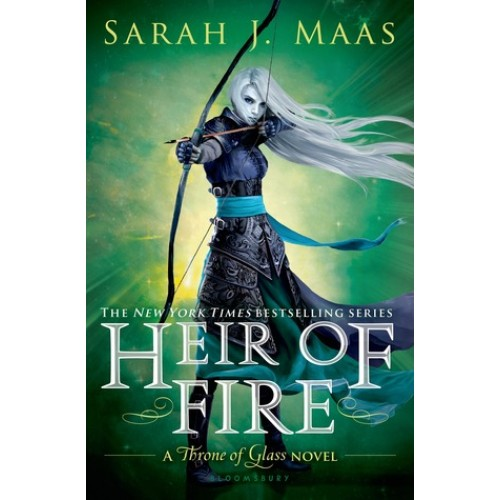 Heir of Fire (Throne of Glass #3) (Paperback)