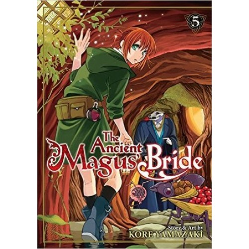 The Ancient Magus' Bride, Vol. 5 (The Ancient Magus' Bride #5)