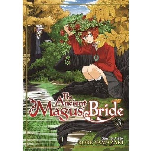The Ancient Magus' Bride Vol. 3 (The Ancient Magus' Bride #3)