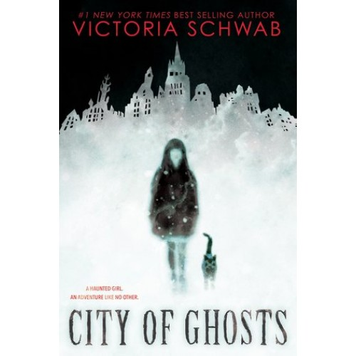 City of Ghosts (Cassidy Blake #1)