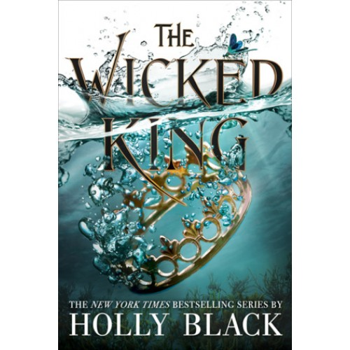 The Wicked King (The Folk of the Air #2) (Paperback)