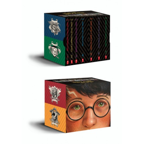 Harry Potter Books 1-7 Special Edition Boxed Set (20th Anniversary Edition)