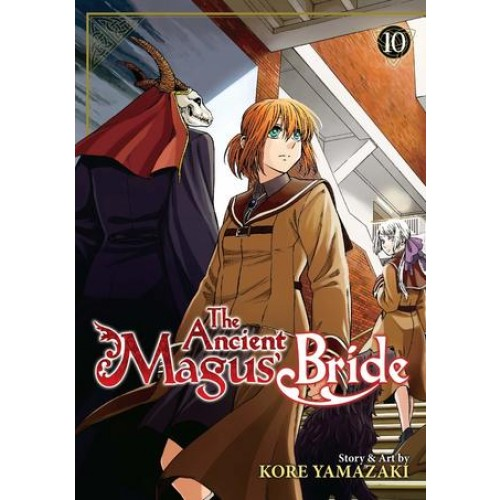 The Ancient Magus' Bride, Vol. 10