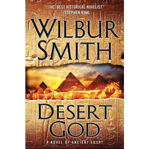 Desert God: A Novel of Ancient Egypt (Ancient Egypt #5)