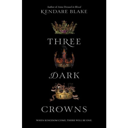 Three Dark Crowns (Three Dark Crowns #1) (International Edition)
