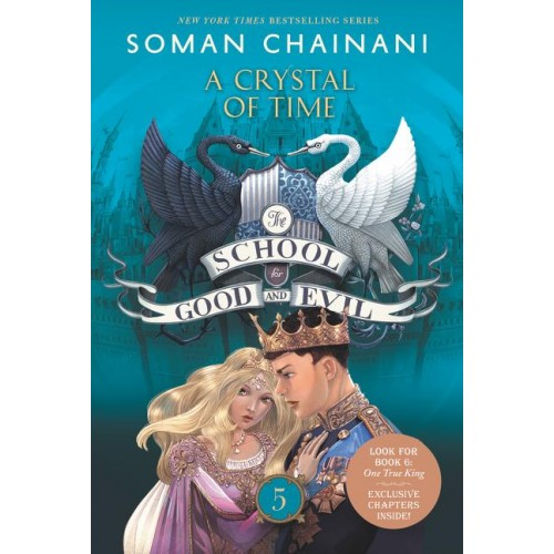 The School for Good and Evil #5: A Crystal of Time (Paperback)