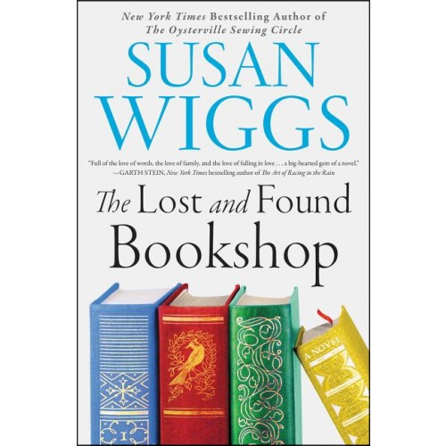 The Lost and Found Bookshop: A Novel (International Edition)