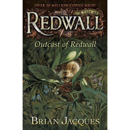 Outcast of Redwall (Redwall #8)