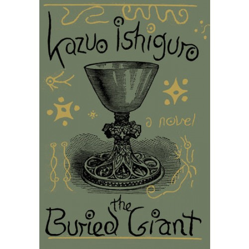 The Buried Giant: A Novel (Export Edition)