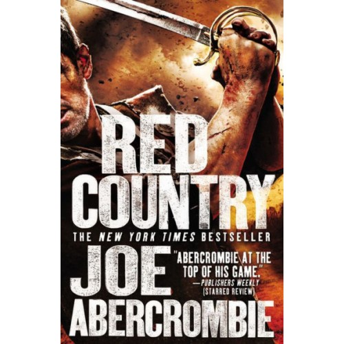 Red Country (First Law World #6)