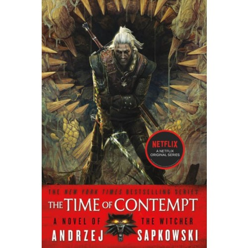 The Time Of Contempt (The Witcher #4)