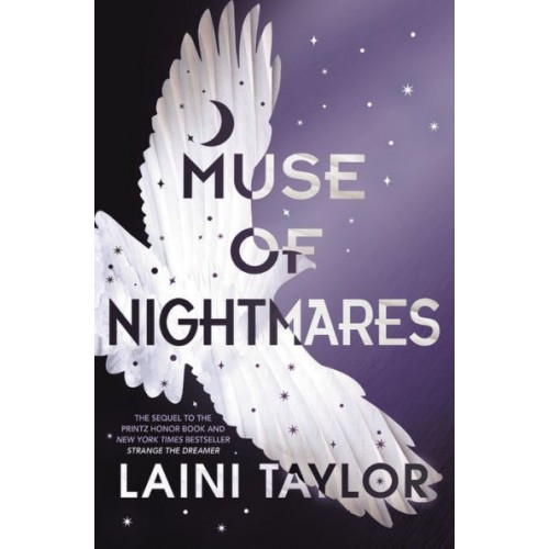 Muse of Nightmares (Strange the Dreamer #2) (International Edition)