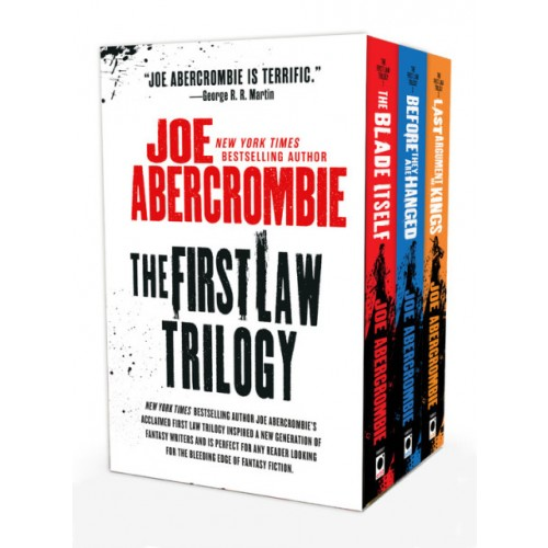 The First Law Trilogy (The First Law #1-3)