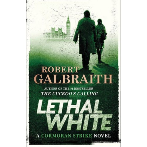 Lethal White (Cormoran Strike #4) (International Edition)