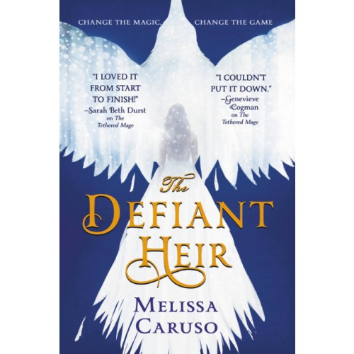 The Defiant Heir (Swords and Fire #2)