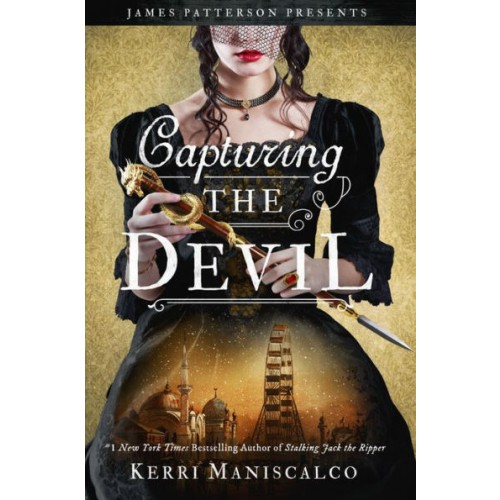 Capturing the Devil (Stalking Jack the Ripper #4) (International Edition)