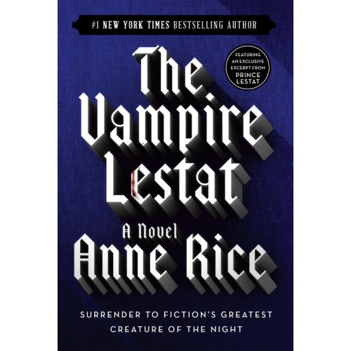 The Vampire Lestat (The Vampire Chronicles #2)