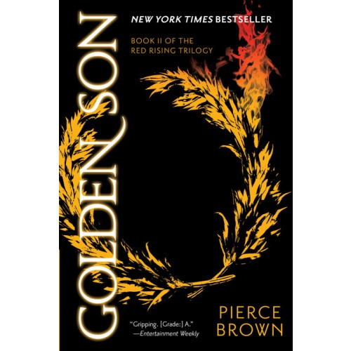 Golden Son: Book II of The Red Rising Trilogy (Red Rising Trilogy #2) (Paperback)
